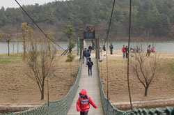 仙人桥(吊桥)